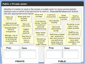 Private Vs Public
